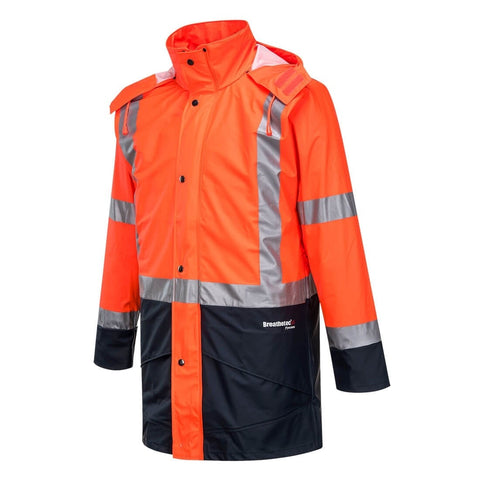 Wet Weather Hi-Vis Jacket