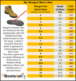 Mongrel Safety Boots - Zip Side 561050