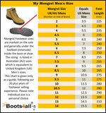 Mongrel 961020 Black ZipSider Boot - SE Series/Non-Safety