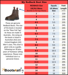 Redback Non-Safety Boots Oil Kip - Elastic Side UBOK