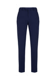 Mens Slim Fit Flat Front Trouser