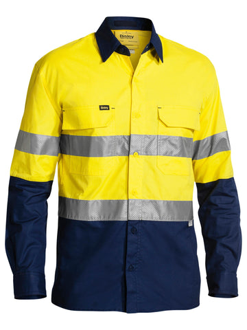 3M Taped Hi Vis X Airflow™ Ripstop Shirt
