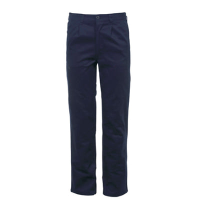Mens Plane Cotton Dril Trouser