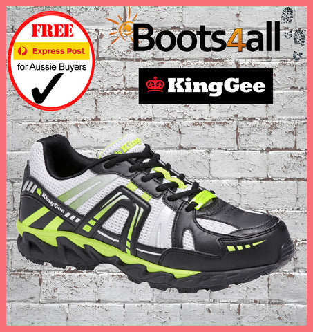King Gee Safety Sports Runner - Lightweight K26400