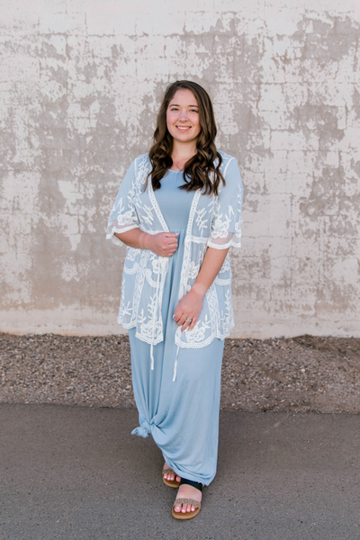 The Kinsley Maxi Dress