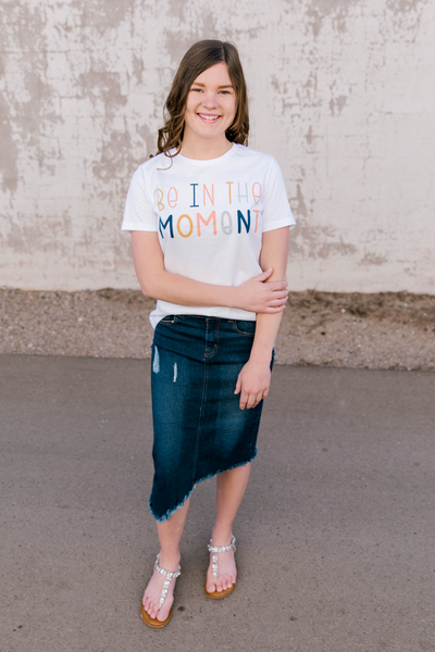 Be in the Moment Graphic Tee