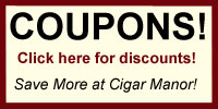 Cigar Coupons