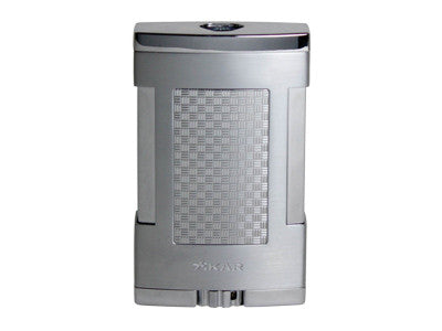 XIKAR Triple Jet Tabletop Lighter in Basketweave