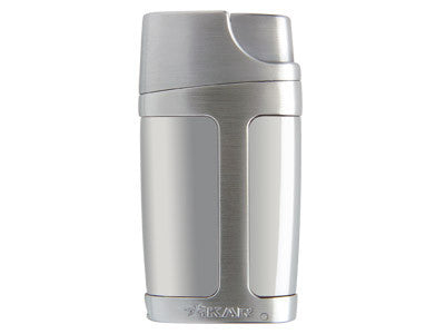 XIKAR ELX (Redesigned Element) Lighter Chrome Silver