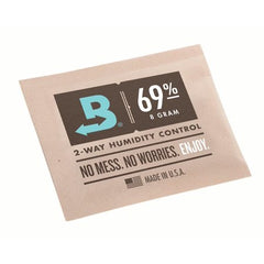 Boveda 69% RH Small 8 gram 2-Way Humidity Control 10 Pack