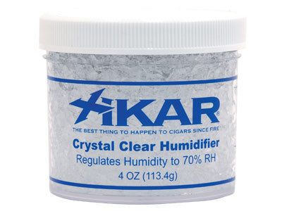 Xikar 4 oz Crystal Humidifier Jar