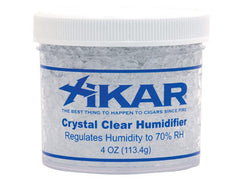Xikar 4 oz Crystal Humidifier Jar - XA-28118 - Cigar Manor