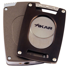 XIKAR Ultra Single Flame Jet Lighter & Slim Cutter Combo - XI-28023 908GM - Cigar Manor