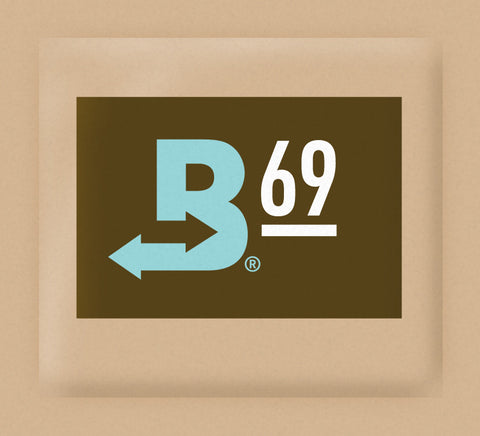 Boveda 69% RH Humidor Packet