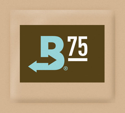 Boveda 75% RH Humidor Packet