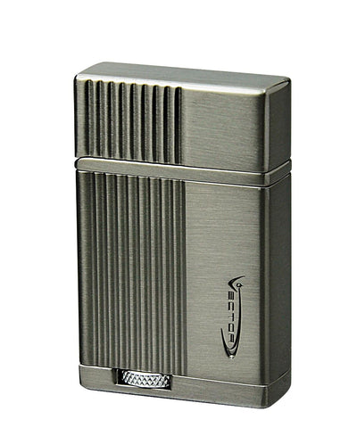 Vector Anthem 02 Gunmetal Lighter