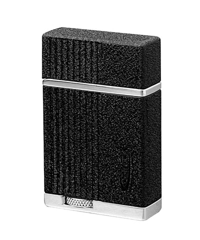 Vector Anthem 05 Black Crackle Matte Lighter