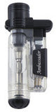 Blazer Ambassador Lighter Clear - AMBBLZR-CLR - Cigar Manor
