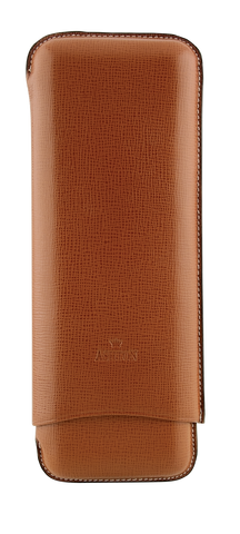 Ashton Leather Case TAN CALFSKIN CHURCHILL