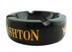 Ashton Black Ashtray Large