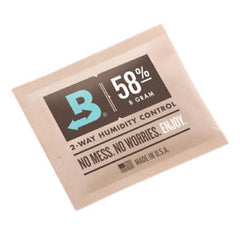 Boveda 58% RH Small 8 gram 2-Way Humidity Control 10 Pack