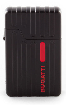 BUGATTI BL4 Torch Flame Lighter Black Matte