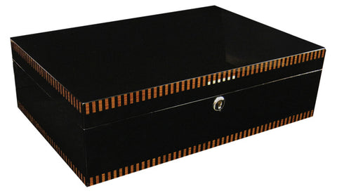 Brynmor 120 Cigar Humidors Deep Lacquer Finish