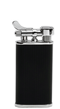 Kiribi Kabuto Mizo Black Matte Lighter - 011-632-0018 - Cigar Manor