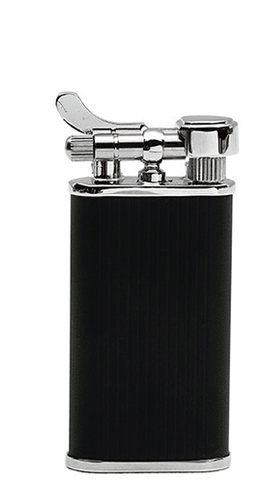 Kiribi Kabuto Mizo Black Matte Lighter