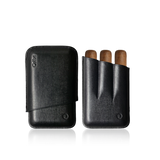 Colibri Robusto Leather Cigar Case - C10030CC - Cigar Manor