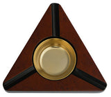 Triangular Cigar Ashtray - CA-3 - Cigar Manor