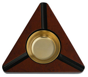 Triangular Cigar Ashtray