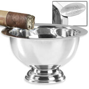 Stinky Ashtray - Stainless Personal Size