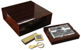 Chamberlain 75 Cigar Humidor Gift Sets - CHB - Cigar Manor