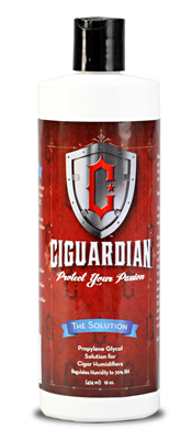Ciguardian THE SOLUTION 16 oz