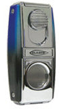 Blazer Chief II Lighter Misty Blue - Chief_k9-600BL - Cigar Manor