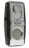 Blazer Chief II Lighter Solid Black - Chief_k9-500B - Cigar Manor