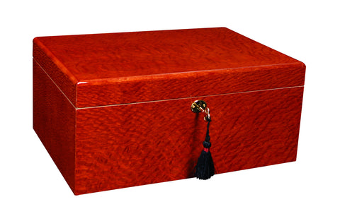 Savoy Beatlewood Humidor Medium Up to 50 Cigars