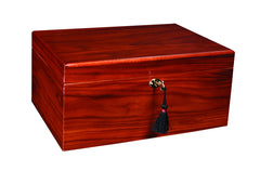 Classic Savoy Humidor Rosewood Large - 100 Cigars