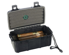 CIGUARDIAN Travel Humidor 15 Cigar - CGTravel15 - Cigar Manor