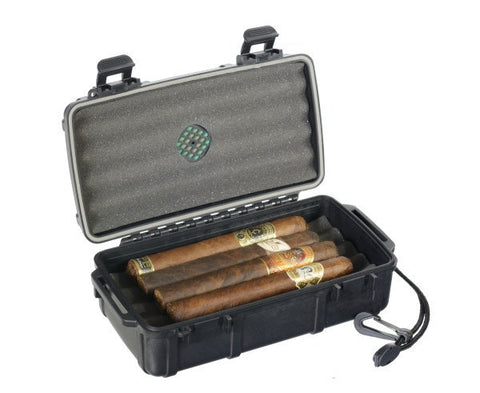 CIGUARDIAN Travel Humidor 10 Cigar
