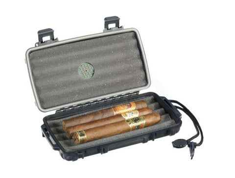 CIGUARDIAN Travel Humidor 5 Cigar