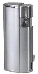 Vector Diablo 1C Chrome Satin Lighter - Diablo_1C - Cigar Manor