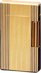 IM Corona Double Corona Gold Plate Barley with Lines - IM-27050 695821 - Cigar Manor