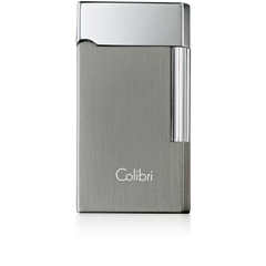 Colibri Wellington Satin + Chrome - FTR261007 - Cigar Manor