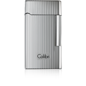 Colibri Wellington Chrome + Etched Lines - FTR261008 - Cigar Manor