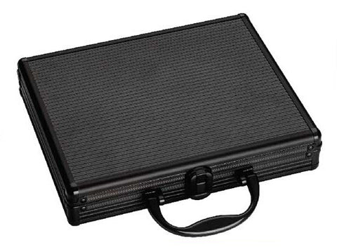 Vector HM-6500 Black Aluminum Travel Case