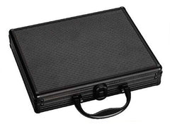 Vector HM-6500 Black Aluminum Travel Case - HM_6500 - Cigar Manor