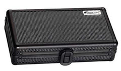 Vector HM-6700 Black Aluminum Travel Case - HM_6700 - Cigar Manor