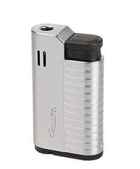 Vector Hammer Chrome Satin 1C Lighter